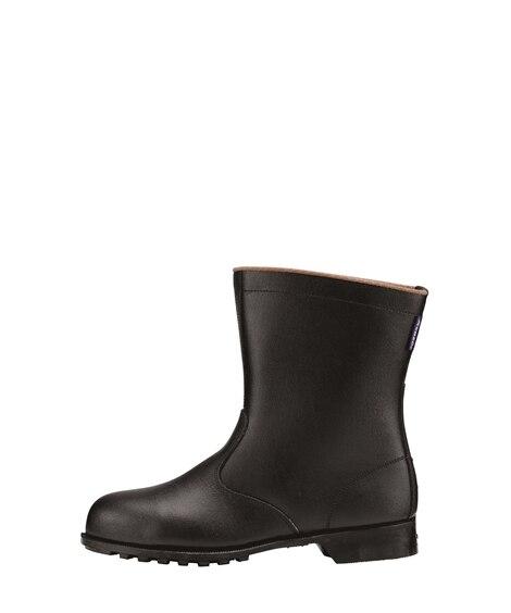 ジーベック 85028 鋼製先芯 長靴タイプセフティシューズ 長靴