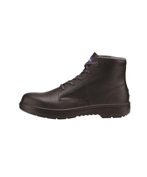 ジーベック 85022 樹脂先芯 中編上セフティシューズ 安全靴・セーフティーシューズ