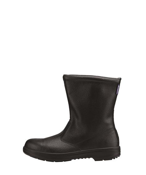 ジーベック 85024 樹脂先芯 長靴タイプセフティシューズ 長靴, Boots