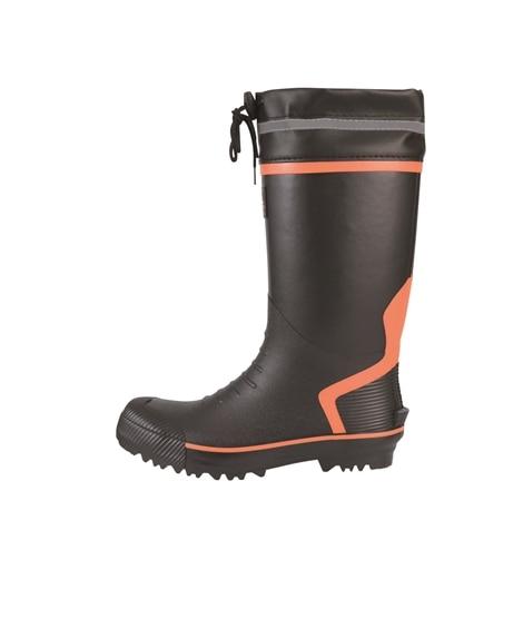 ジーベック 85719 鋼製先芯 踏み抜き防止板入りセフティ長靴(男女兼用) 長靴
