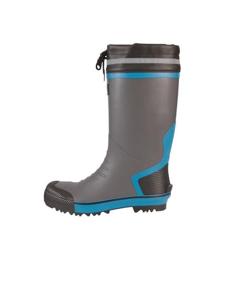 ジーベック 85718 鋼製先芯 セフティ長靴(男女兼用) 長靴