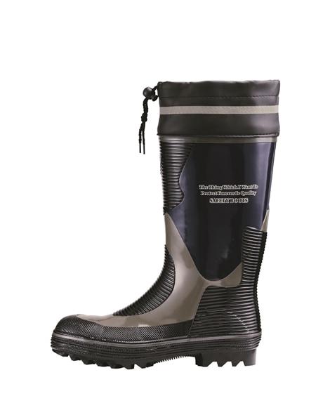 ジーベック 85704 鋼製先芯 オールシーズン対応セフティ長靴 長靴