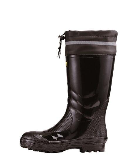 ジーベック 85702 鋼製先芯 防寒セフティ長靴 長靴