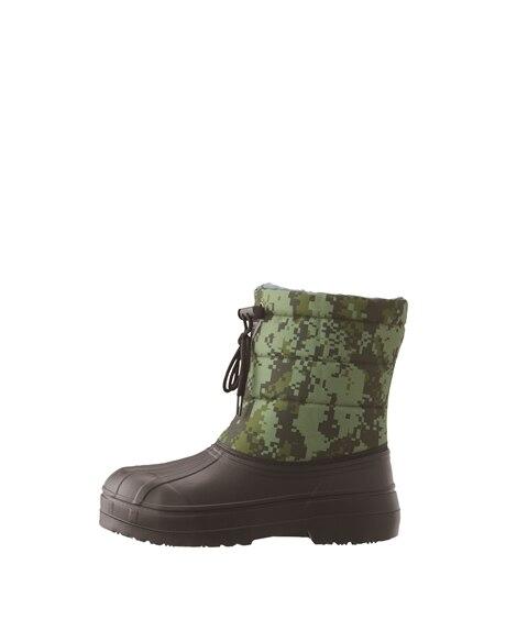 ジーベック 85714 樹脂先芯 寒冷地仕様ボア長靴 長靴