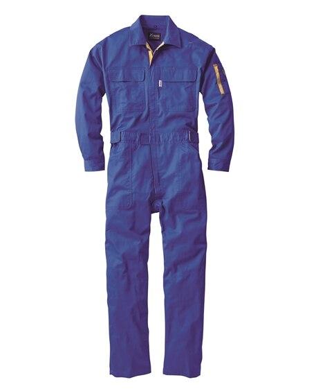 ジーベック 34005 配色ツナギ服 作業服