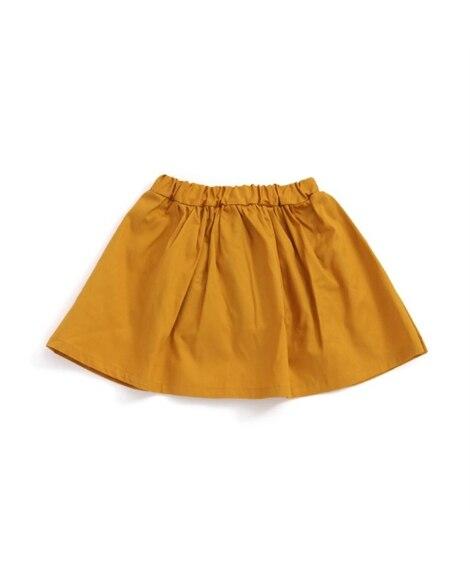 【BREEZE ブリーズ】ペチパン付きスカート (スカート付...