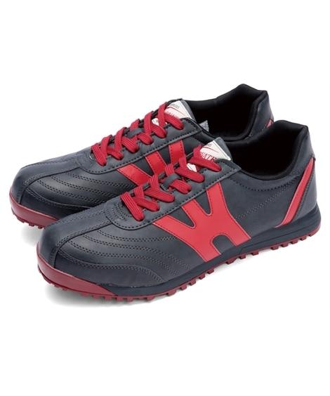 WW-106 おたふく手袋 ワイドウルブズ イノベート ローカットタイプ 安全靴・セーフティーシューズ