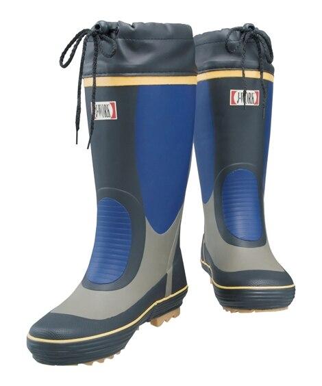 JW-730 おたふく手袋 カラーブーツ 長靴