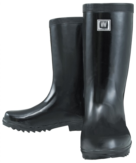 WW-721 おたふく手袋 軽半ゴム長靴 長靴