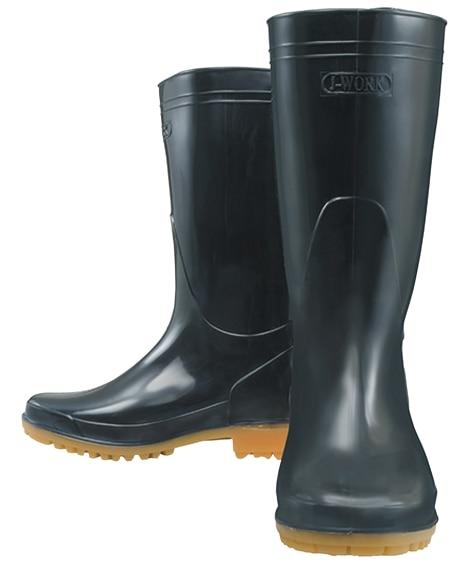 JW-707 おたふく手袋 耐油長靴 長靴, Boots