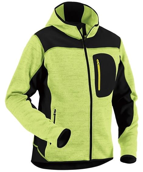 ビッグボーン商事 8219-2117 BLAKLADER ニットジャケット 作業服, Jumpers, ?克衫, 夾克衫