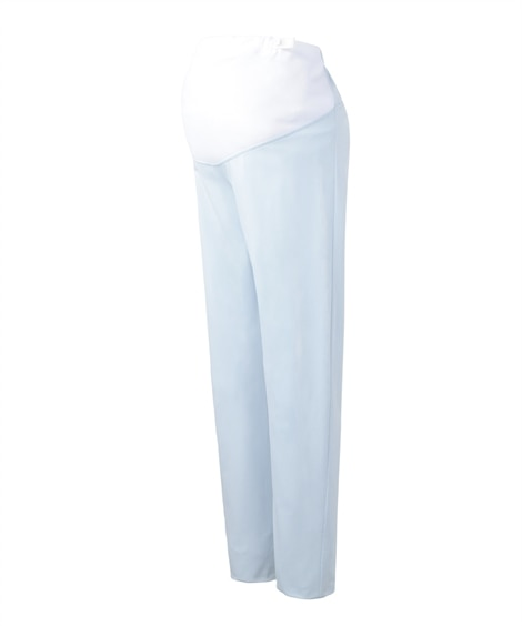 178 KAZEN マタニティパンツ ナースウェア・白衣・介護ウェア