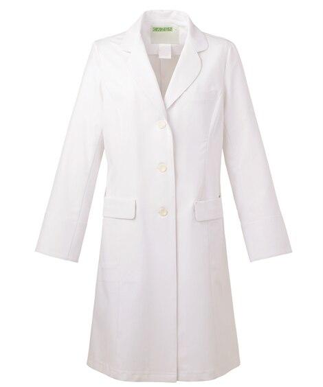 KZN129 KAZEN レディス診察衣 ナースウェア・白衣・介護ウェア