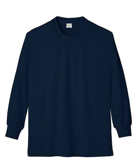 小倉屋 8121 制電シリーズ DRY帯電防止長袖Tシャツ 作業服