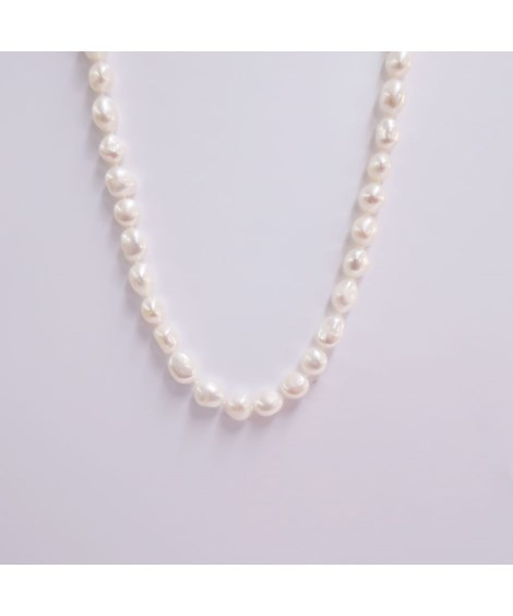 淡水パールネックレス ネックレス(ペンダント)