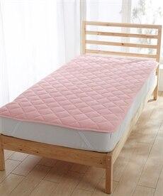 マイクロふんわり敷パッド 敷きパッド・ベッドパッドの商品画像