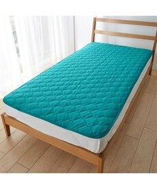 吸汗速乾ドライニット敷パッド 敷きパッド・ベッドパッドの商品画像