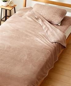 ひんやりとろみが気持ちいい敷パッドセット 敷きパッド・ベッドパッドの商品画像