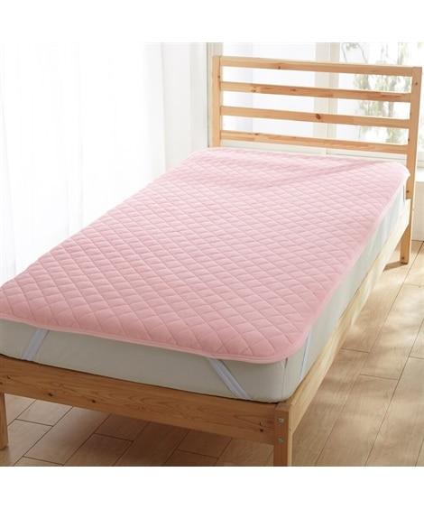 マイクロファイバー×綿100%タオル地リバーシブル敷きパッド 敷きパッド・敷パッド, ベッドパッド, Bed pats(ニッセン、nissen)
