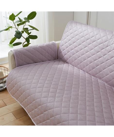 おしゃれなペールトーンの接触冷感シリーズ ソファーカバー ソファーカバー, Sofa covers(ニッセン、nissen)