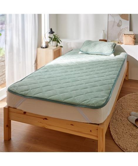 洗える防水/綿100%タオル地敷きパッド おねしょシーツ・防水シーツ, bedwetting sheets(ニッセン、nissen)