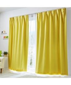 遮光裏地付ワッフルカーテンの小イメージ