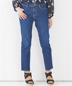 <ニッセン> ゆるフィットパンツ(股下70cm) (レディースパンツ)pants 15