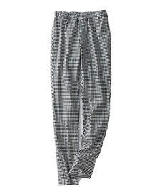 <ニッセン> ゆるフィットパンツ(股下70cm) (レディースパンツ)pants 30