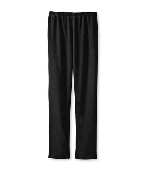 極厚裏起毛ゆったりレギンスパンツ 女性パジャマ・ルームウェア...