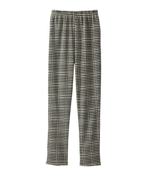 極厚裏起毛ゆったりレギンスパンツ (パジャマ・ルームウェア)Pajamas