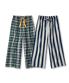 <ニッセン> リラックスルームパンツ2枚組 (パジャマ・ルームウェア)Sleepwear 1