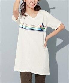 <ニッセン> サテンパジャマ(半袖) (パジャマ・ルームウェア)Sleepwear 15