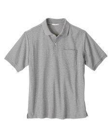 <ニッセン> 吸汗速乾。UVカット半袖ポロシャツ (大きいサイズレディース)plus size 19