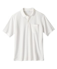 <ニッセン> 吸汗速乾。UVカット半袖ポロシャツ (大きいサイズレディース)plus size 18