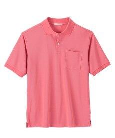 <ニッセン> 吸汗速乾。UVカット半袖ポロシャツ (大きいサイズレディース)plus size 16
