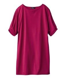 <ニッセン> 吸汗速乾。UVカット半袖ポロシャツ (大きいサイズレディース)plus size 21