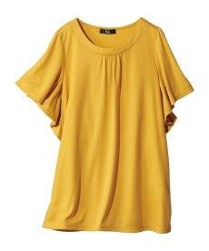 <ニッセン> 吸汗速乾。UVカット半袖ポロシャツ (大きいサイズレディース)plus size 25