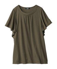 <ニッセン> 吸汗速乾。UVカット半袖ポロシャツ (大きいサイズレディース)plus size 26