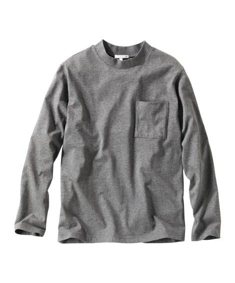 ハイネック長袖Tシャツ Tシャツ・カットソー