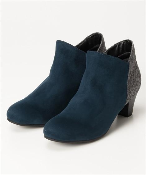 Vラインブーティ(低反発中敷)(ワイズ4E) ブーツ・ブーテ...