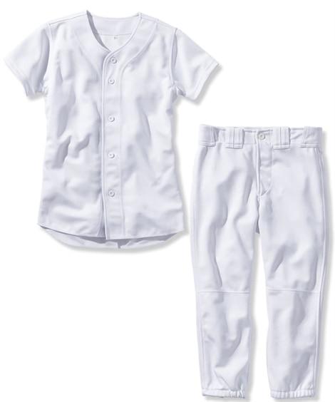 野球練習ユニフォーム(子供服 ジュニア服) 少年野球ウェア・...