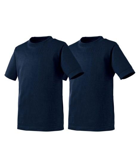 野球半袖アンダーシャツ2枚組(子供服 ジュニア服) 少年野球ウェア・用品, Kid's Sportswear, Baseball wear