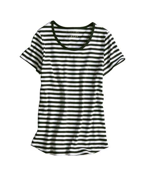 <ニッセン> UVカット綿100%フライス素材クルーネック長袖Tシャツ Tシャツ・カットソー 価格:1069円商品 5