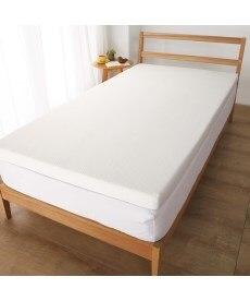厚みが選べる低反発マットレストッパー(洗えるカバー) 折りたたみマットレス・ベッドマット・布団マットの商品画像