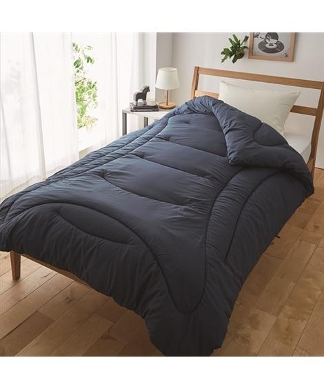 洗える防ダニ。抗菌防臭掛布団(テイジン マイティトップ(R)II ECOわた使用) 掛け布団, Comforters(ニッセン、nissen)