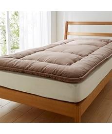 洗えるふかふかボリュームソフト敷布団 敷布団の商品画像