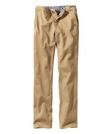 <ニッセン> すごのびストレッチツイルストレートパンツ(股下73cm)(ゆったりヒップ) (大きいサイズレディース)パンツplus size 8