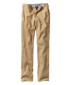 <ニッセン> すごのびストレッチツイルストレートパンツ(股下73cm)(ゆったりヒップ) (大きいサイズレディース)パンツplus size 29