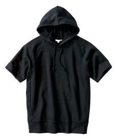 <ニッセン> 5分袖テレコ素材トップス (大きいサイズレディース)Tシャツ・カットソー 10