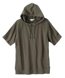 <ニッセン> 5分袖刺しゅうドロップショルダーカットソートップス (大きいサイズレディース)Tシャツ・カットソー 15
